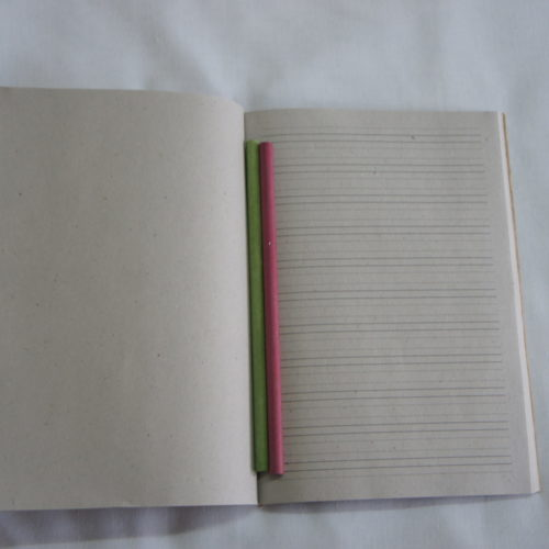 Ruled Notebooks